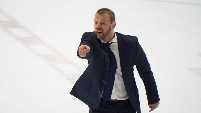 Karlis Zirnis won a championship in his second season as coach of the Shreveport Mudbugs.