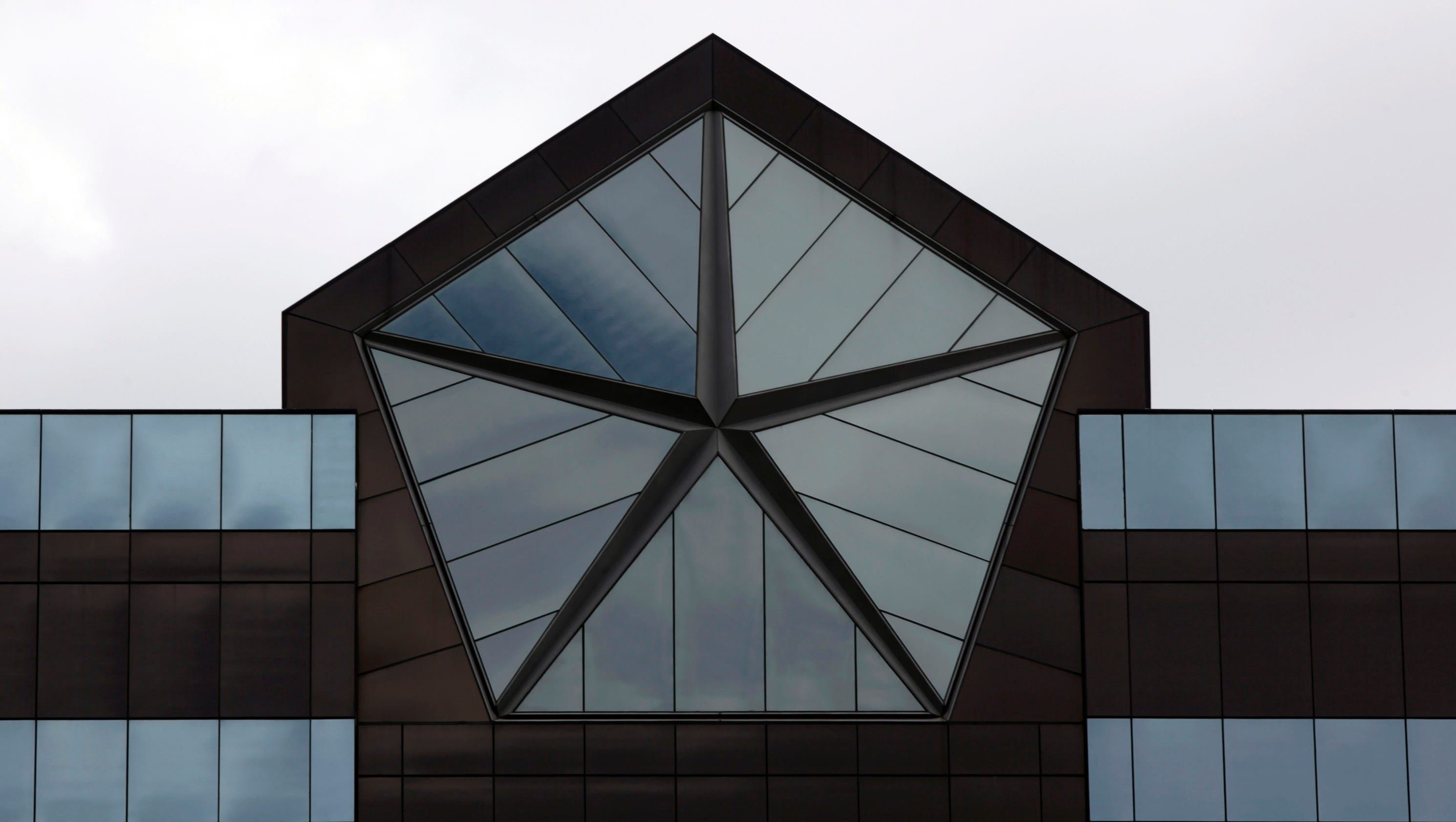 Chryslers pentastar going away for new fca logo biocorpaavc