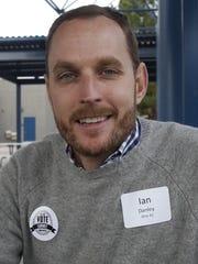 Ian Danley es el director ejecutivo de la coalición