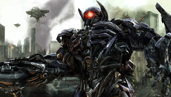 'Transformers: Dark of the Moon' introduced the villainous