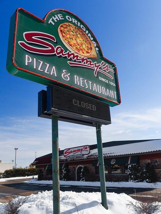 Sammy's Pizza Closed 1