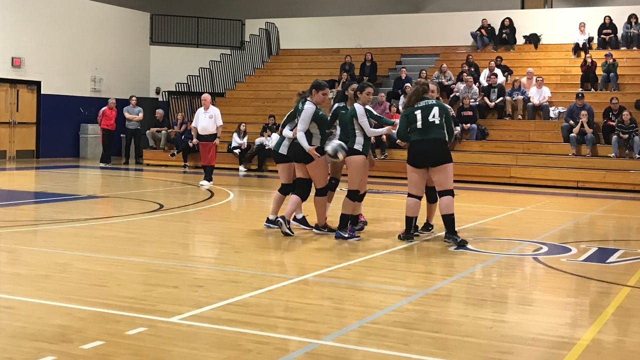 Highlights of the section 9 Class D volleyball final, played between Webutuck High School and Tuxedo.