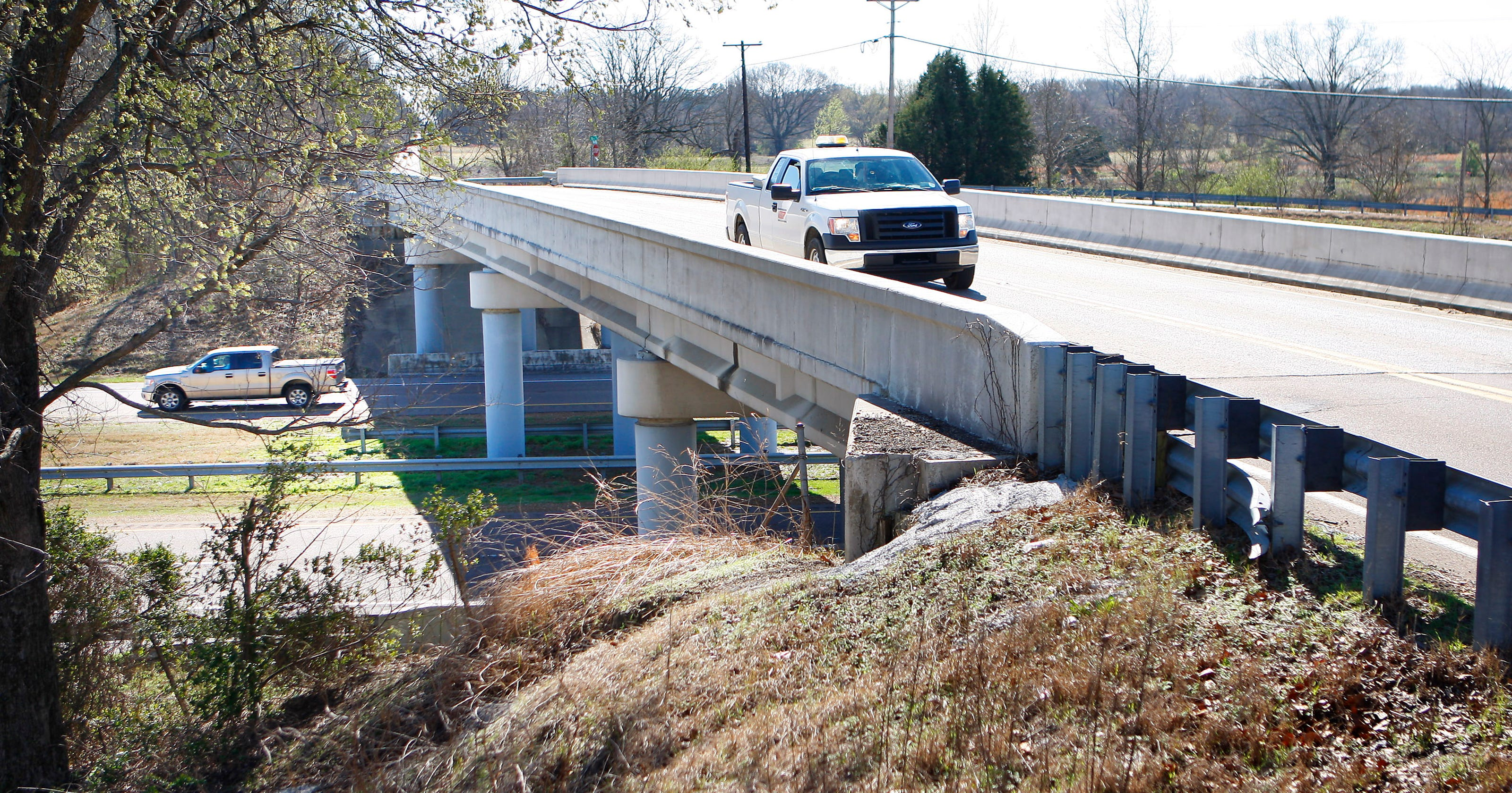 Construction to begin on new I-40 interchange in Fayette Co