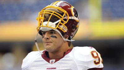 Washington exercised its fifth-year contract option on linebacker Ryan Kerrigan, a Purdue product.