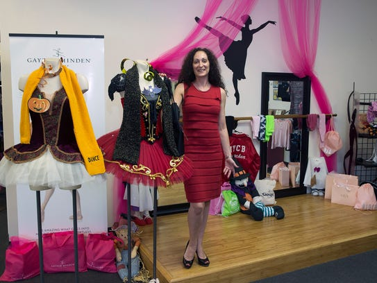 Kelly's Dance Boutique, an Eatontown business owned