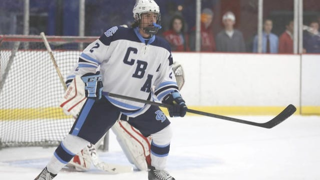 Ryan Bogan of CBA notched the 100th point of his career on Tuesday in a 2-1 win against Bergen Catholic.