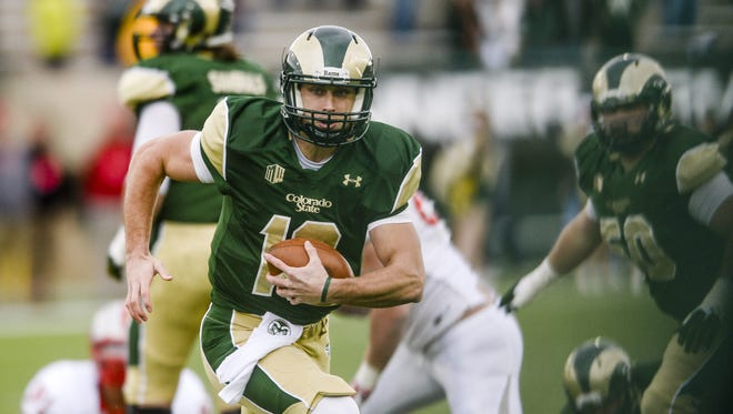 CSU players took to Twitter this week to talk about McElwain's possible departure.
