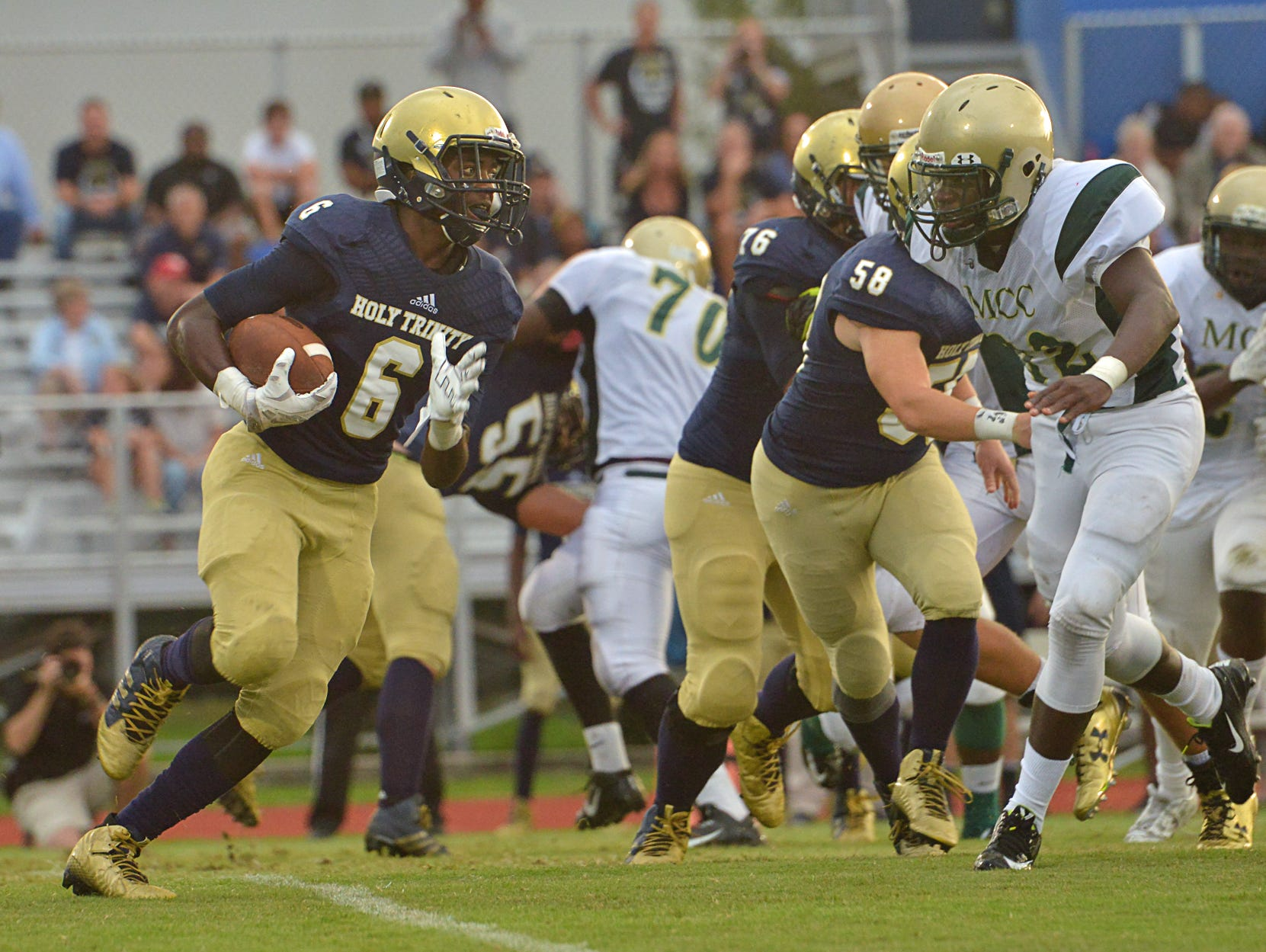 Jashaun Corbin is FLORIDA TODAY's Athlete of the Week for the Week of Oct. 5-11.