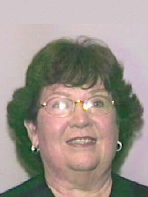 Peggy Cooper, reported missing