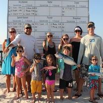 Big fishing rodeo happening on Pensacola Beach