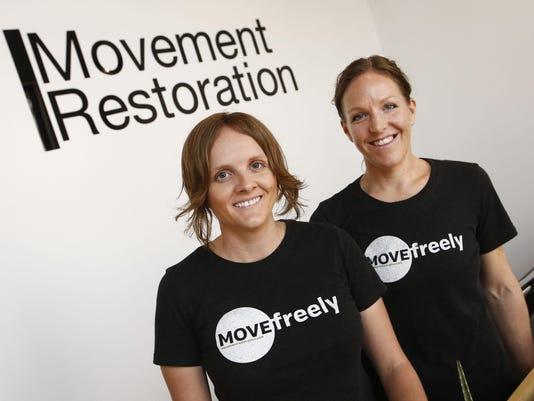 Brynn Martin and Trisha Haws, Movement Restoration
