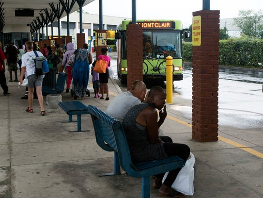 "Escambia County Area Transit held a ""Try Transit Day"""
