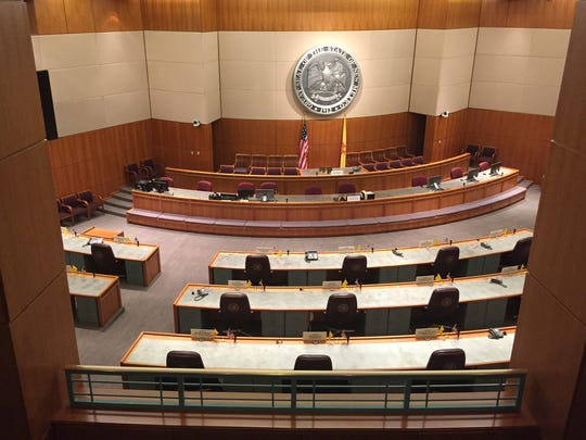 New Mexico lawmakers are confronting budget shortfalls, frustration over a weak economy and concerns about violent crime and school performance during the legislative session.
