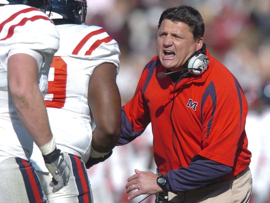 Ed Orgeron's tenure at Ole Miss was unsuccessful, but