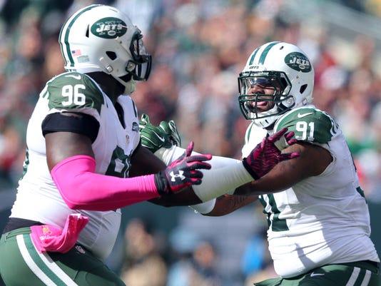 NFL: Washington Redskins at New York Jets