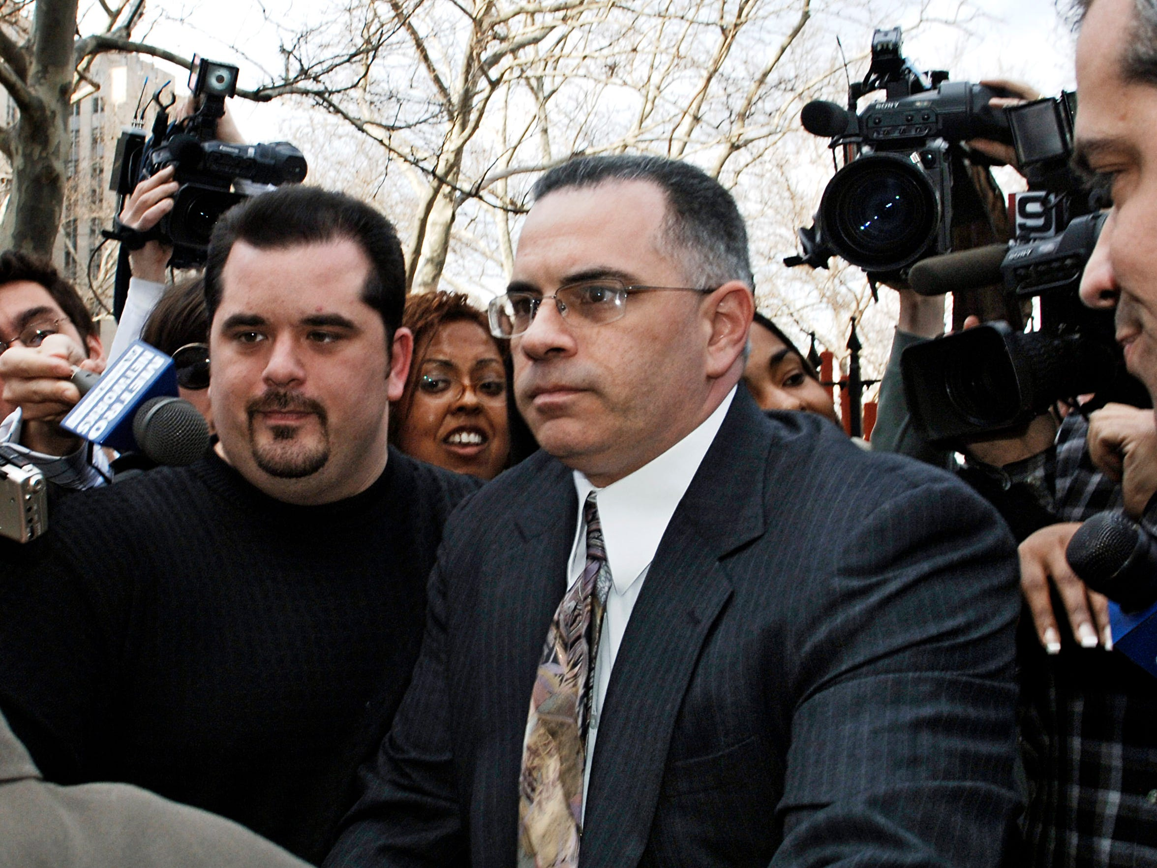 "John A. Gotti, shown in 2006, was the former acting boss of the Gambino crime family and the son of legendary ""Teflon Don"" John Gotti."