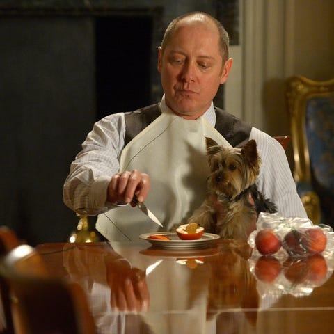 "James Spader as Raymond Reddington in ""The..."