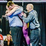 Three weeks after capturing his first state championship, Eaton Rapids senior Jaedin Sklapsky became the school's first All-American after placing second in the NHSCA High School Nationals in Virginia Beach, Va.
