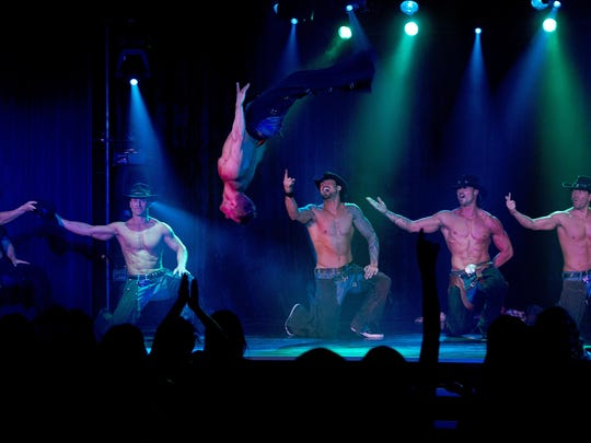 The chiseled blokes from Thunder From Down Under will make their way Thursday, July 21 to the Visalia Fox Theatre.