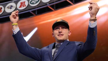 Johnny Manziel to play in spring developmental football league in Texas