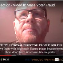 Wisconsin DOJ: James O'Keefe's Project Veritas tape did not show election law violations