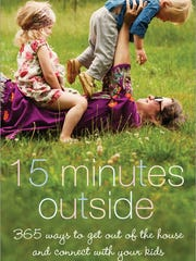 Rebecca P. Cohen shares ideas for spending time outside as a family.