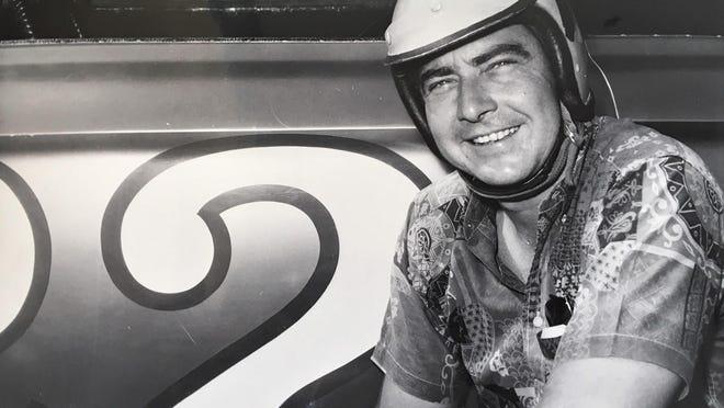 "Glenn ""Fireball"" Roberts, won on an Augusta track im 1963."