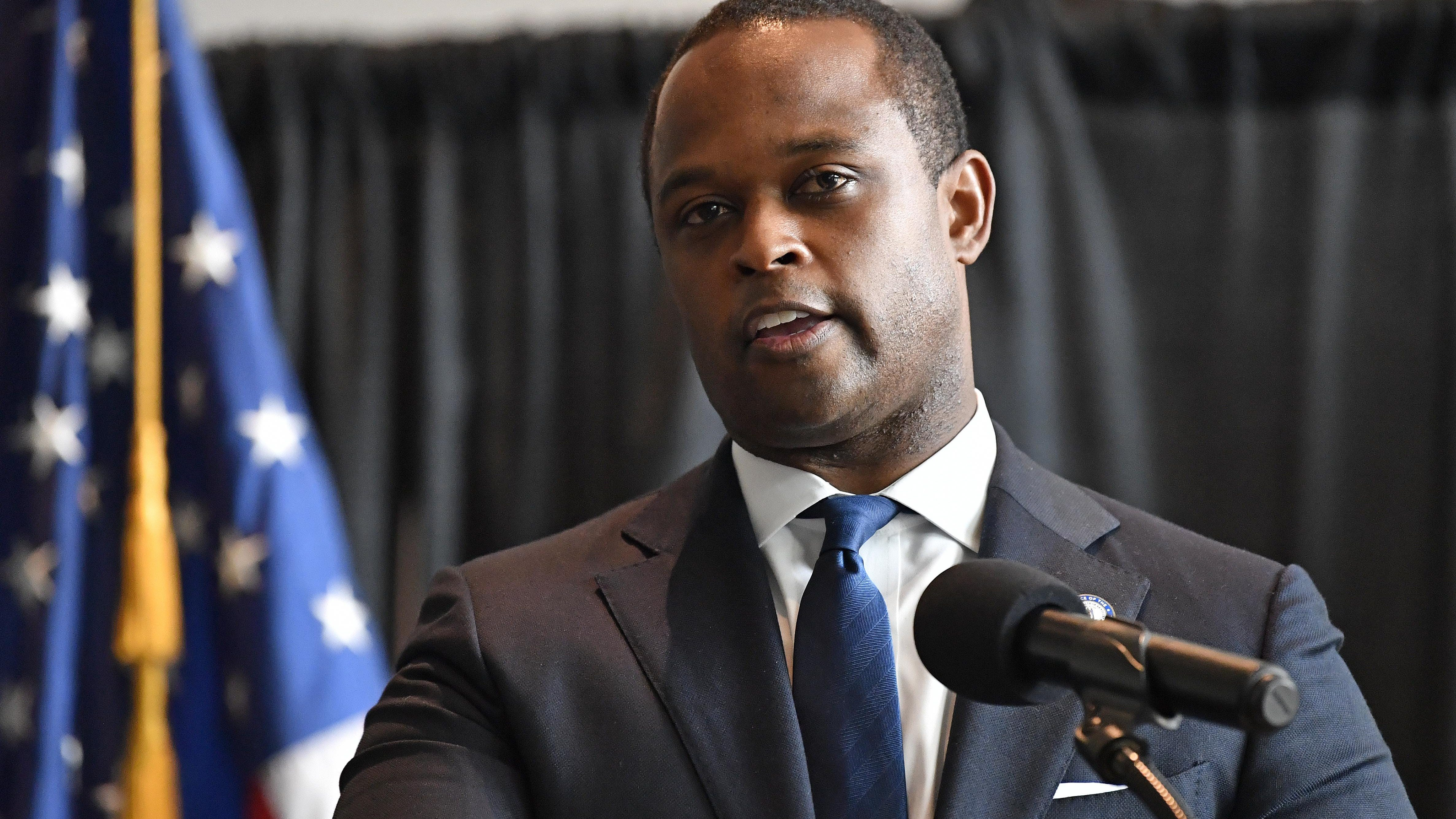 Kentucky Attorney General Daniel Cameron plans to ask the U.S. Supreme Court to create a path for him to revive a state law that would block a second-trimester procedure to end pregnancies.