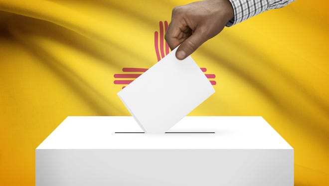Primary day in New Mexico is June 7