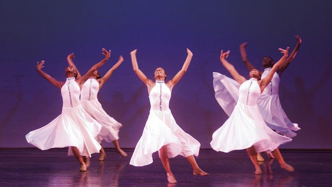 Dance His High Praise will be performed April 30 at The Strand Theatre.