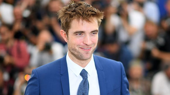 Robert Pattinson at a photocall for 'Good Times' in