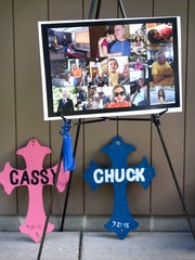Photos are posted in memory of Chuck and Cassie Maurer