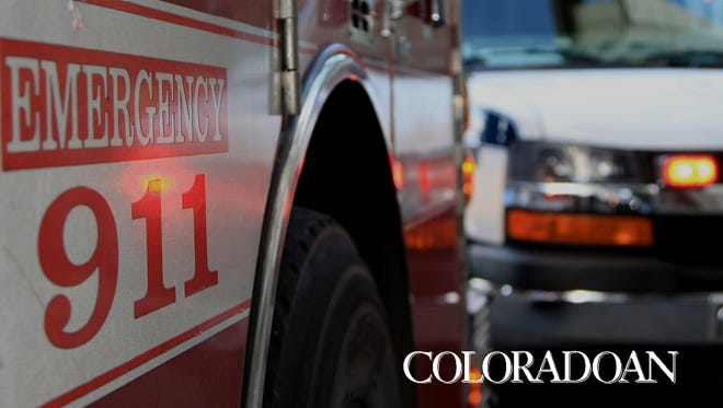 A 57-year-old Arvada man died Tuesday being involved in a crash east of Fort Collins.