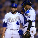 Royals likely to miss playoffs, lose 7-4 to White Sox