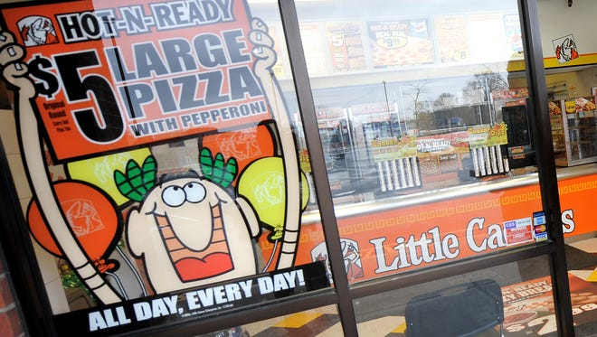 A new Little Caesars pizza franchise is opening April 14, 2015, at the corner of West 56th Street and Georgetown Road. The store is owned by Ultrasteak of Fishers, which owns 10 other Little Caesars locations in Central Indiana and nine in Ohio.