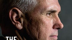 """Cover of """"Pence: The Path to Power"""" by Andrea Neal,"""