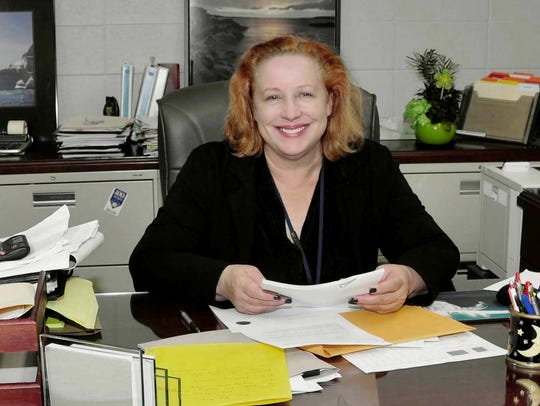 Dianne D. Veilleux is the new superintendent of the
