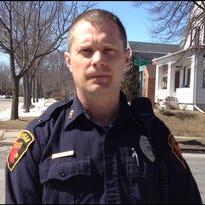 Sheboygan Police Lt. Doug Teunisse.