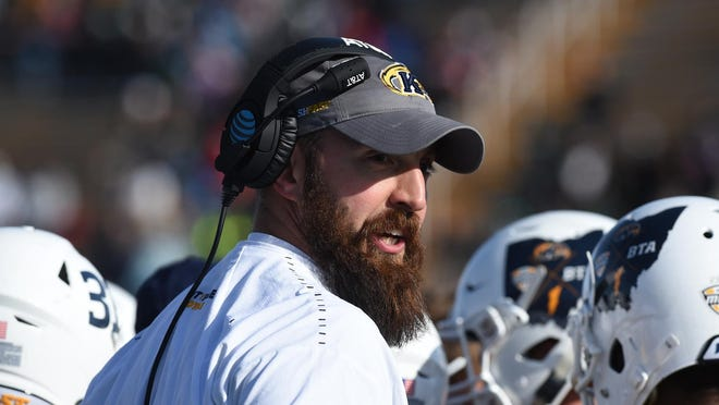 Sean Lewis will enter his third year as Kent State's head coach on Wednesday, when the Golden Flashes open the delayed and shortened 2020 season by hosting Eastern Michigan.