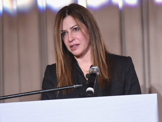 Editor-in-chief of T Magazine, Deborah Needleman speaks