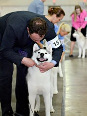 The 2016 Celtic Classic Dog Show at the York Fairgrounds