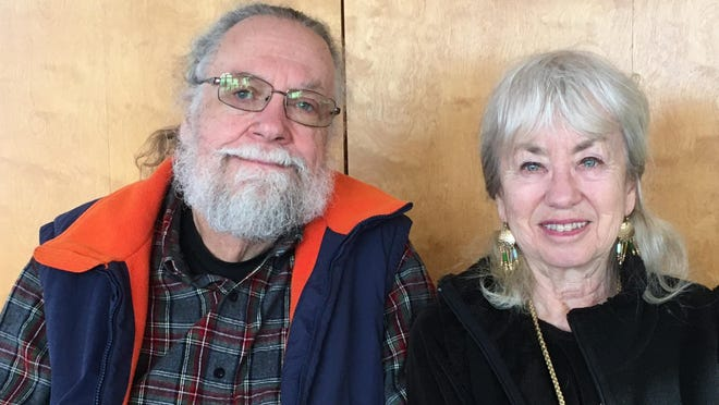 Chuck and Pat Wemstrom