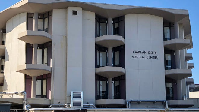 Kaweah Delta Hospital's Mineral King Wing may undergo structural seismic testing.