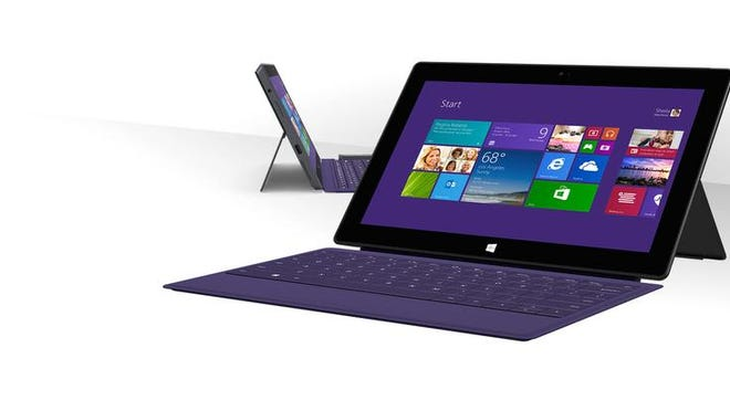 Microsoft's Surface Pro 2.