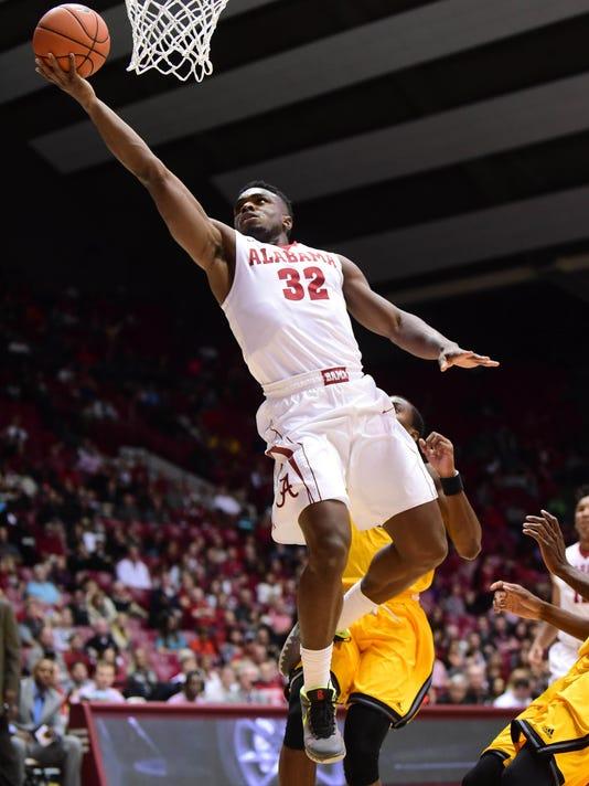 NCAA Basketball: Kennesaw State at Alabama