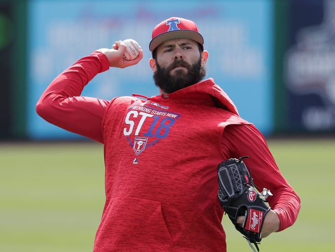 RHP Jake Arrieta: From Cubs to Philadelphia.