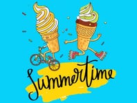 Win free ice cream this summer from Pensacola News Journal!