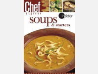 Free Soups & Starters E-Cookbook