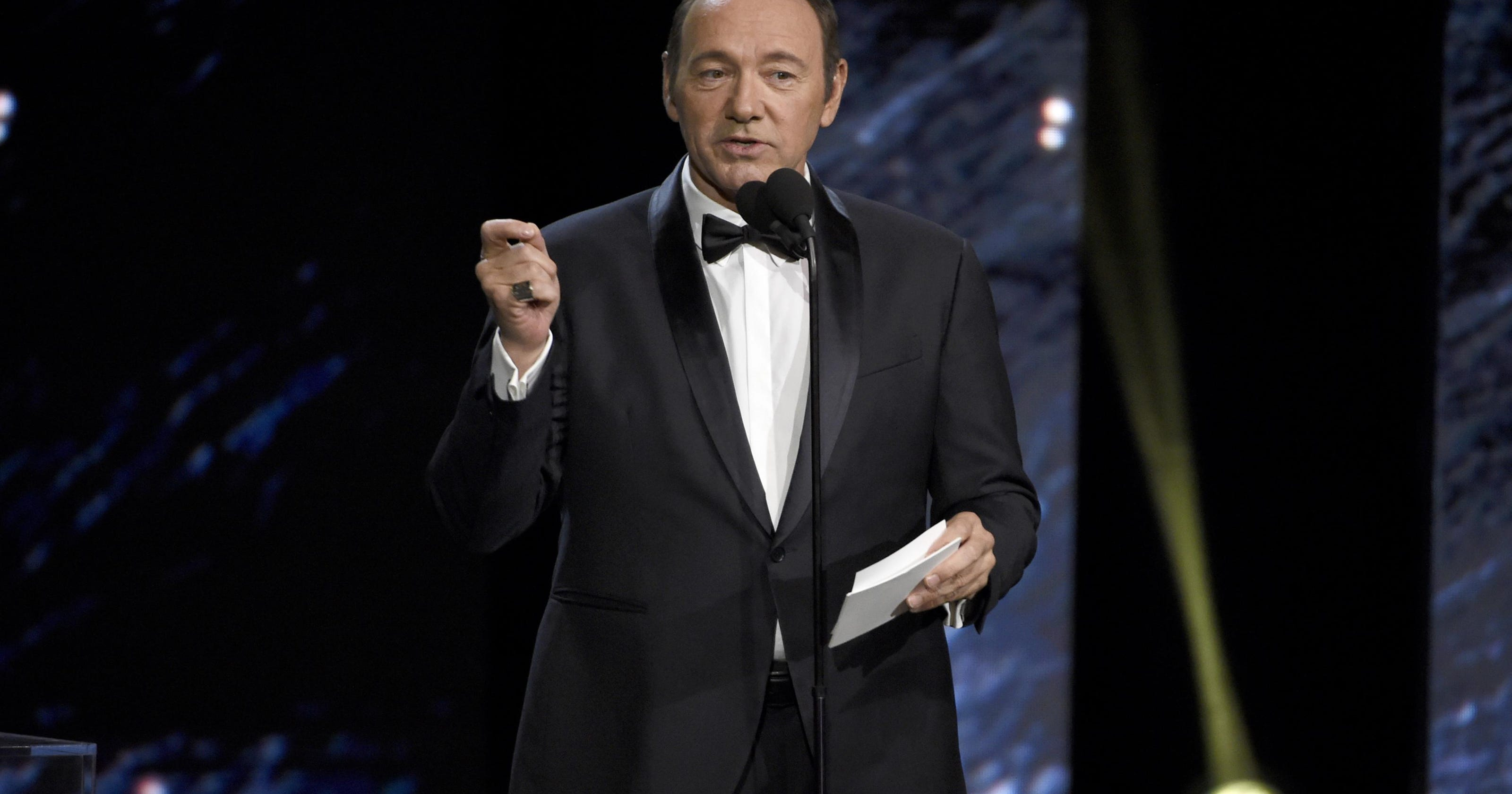 Court records detail Spacey's encounter with man
