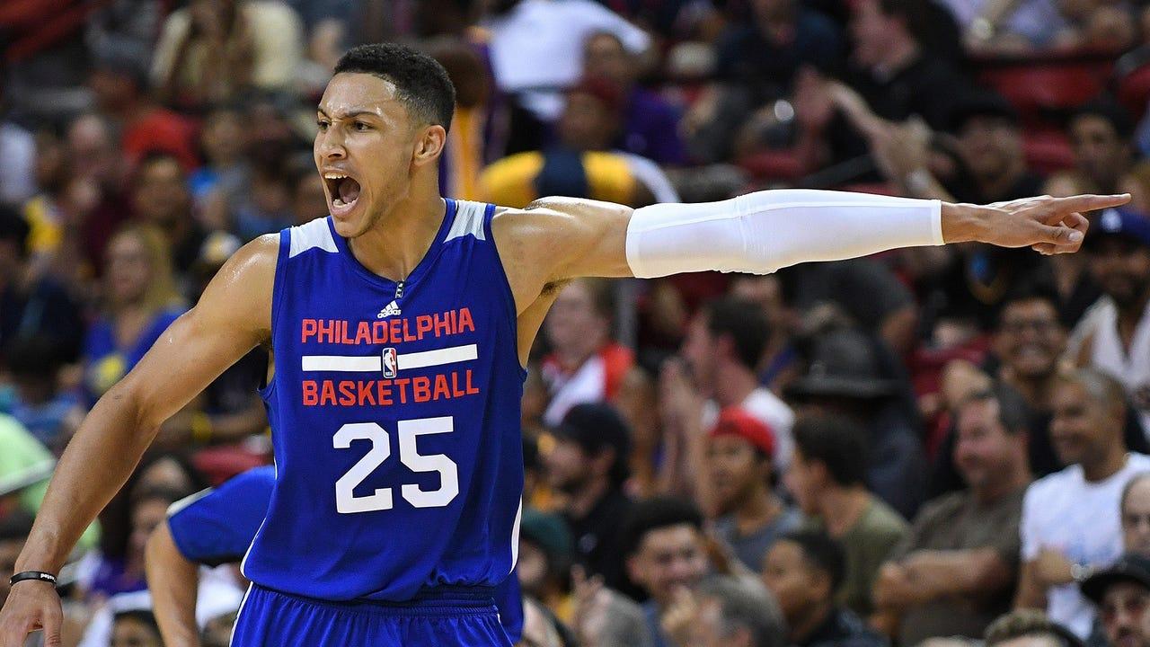 Philadelphia 76ers' Ben Simmons had surgery on his
